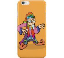 The wizard man iPhone Case/Skin