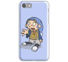 Noddy goes to uni  iPhone Case/Skin