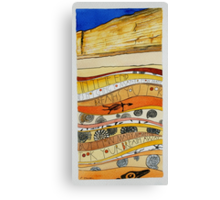 Hive Beach Canvas Print