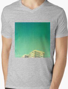 Morecombe High Rise Mens V-Neck T-Shirt