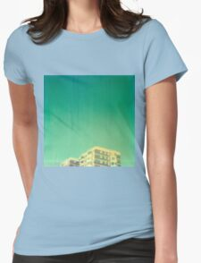 Morecombe High Rise Womens Fitted T-Shirt
