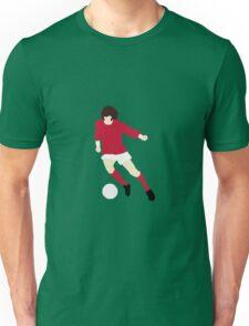 Minimalist George Best design Unisex T-Shirt