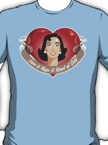 Mom Tattoo competition entry shirt T-Shirt