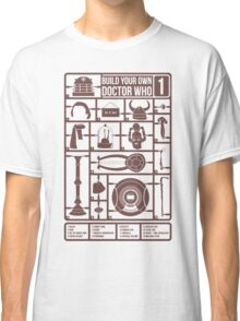 Build Your Own Doctor Who 1 Classic T-Shirt