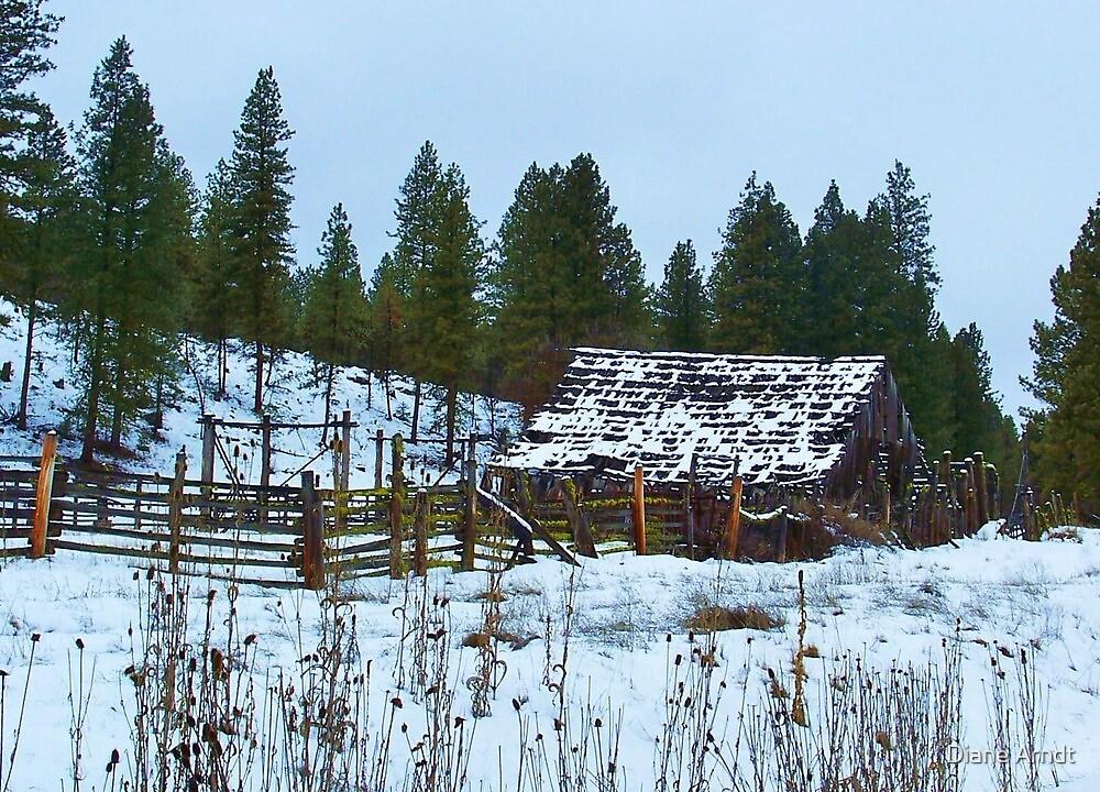 Oregon Made...to Long Creek, Oregon by Diane Arndt