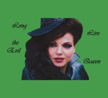 Long Live the Evil Queen by faberryforgood