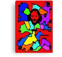 Big Lebowski the Second Canvas Print