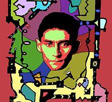 Franz Kafka by taudalpoi