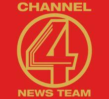 Channel 4 News Team Shirt Baby Tee