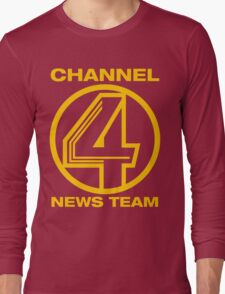Channel 4 News Team Shirt Long Sleeve T-Shirt