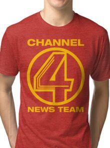 Channel 4 News Team Shirt Tri-blend T-Shirt