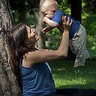 Baby-mom love by Danail Tanev