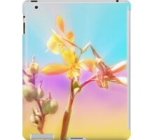 lily rays-ipad iPad Case/Skin