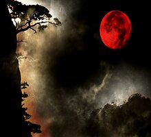 under a blood red moon-ipad by angeldragon069