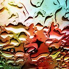 water on a moonroof-ipad by angeldragon069