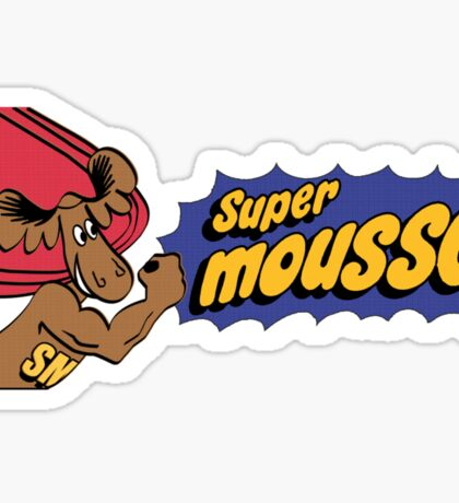Super Mousse Sticker