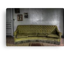 XXL couch Canvas Print