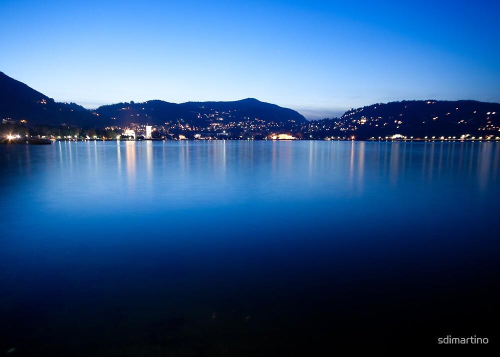 Lake Como by sdimartino