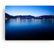 Lake Como Canvas Print