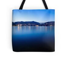 Lake Como Tote Bag