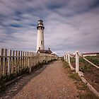 Pigeon Point Lighthouse I by Richard Thelen