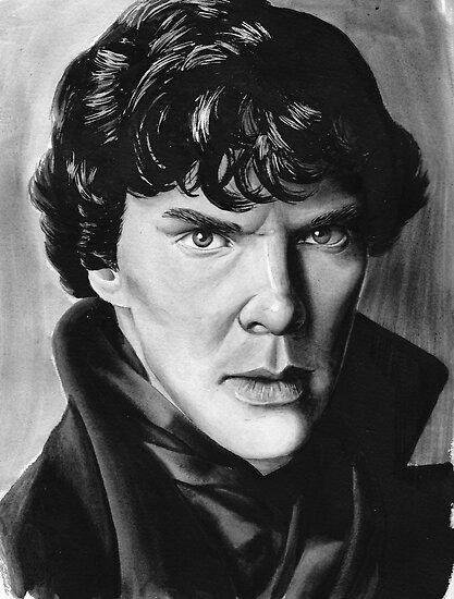 Benedict Cumberbatch by dollface87