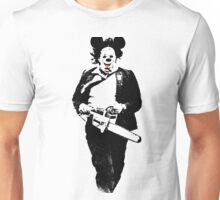 Texas Chainsaw Mikey Unisex T-Shirt