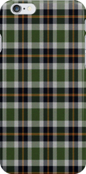 02336 Tarrant County, Texas E-fficial Fashion Tartan Fabric Print Iphone Case by Detnecs2013