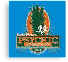 Psychic 1/4 Marathon Canvas Print
