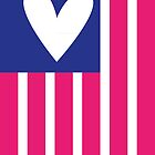 Patriotic Love by The RealDealBeal