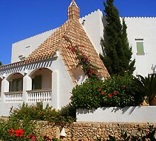 A House In Cala Galdana by Fara