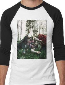 feast  Men's Baseball ¾ T-Shirt