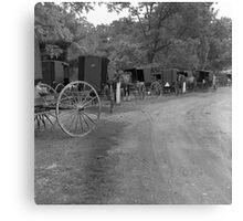 Pennsylvania Amish Canvas Print