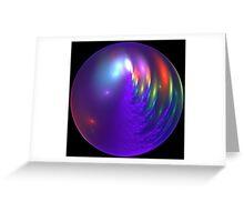 Tidal Lights Greeting Card