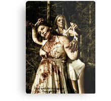 the puppet master Metal Print