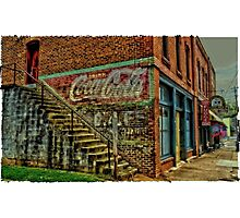 Smalltown USA Photographic Print