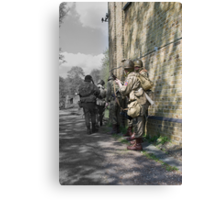 Journey into the Past Canvas Print