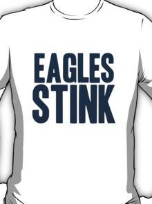 Dallas Cowboys - Eagles stink - blue T-Shirt