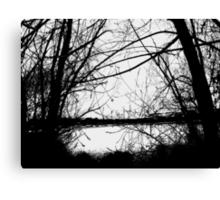 Crown Hill Pond Canvas Print