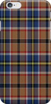 02340 Bexar County, Texas E-fficial Fashion Tartan Fabric Print Iphone Case by Detnecs2013