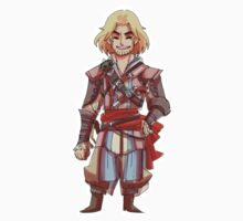 Tweaked: Edward Kenway by bowlersntophats