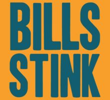 Miami Dolphins - Bills stink by MOHAWK99