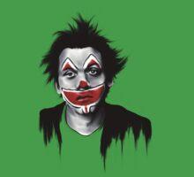 Sad Clown Baby Tee