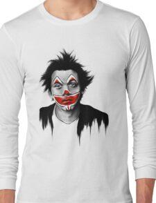 Sad Clown Long Sleeve T-Shirt