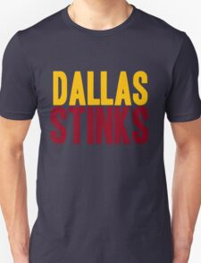 Washington Redskins - Dallas stinks - mix T-Shirt