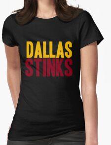 Washington Redskins - Dallas stinks - mix Womens Fitted T-Shirt