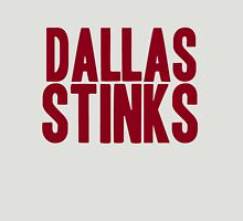 Washington Redskins - Dallas stinks - red Unisex T-Shirt
