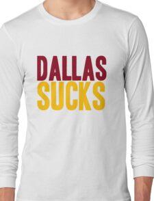 Washington Redskins - Dallas sucks - mix Long Sleeve T-Shirt