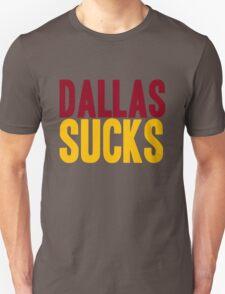 Washington Redskins - Dallas sucks - mix Unisex T-Shirt