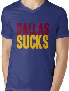 Washington Redskins - Dallas sucks - mix Mens V-Neck T-Shirt
